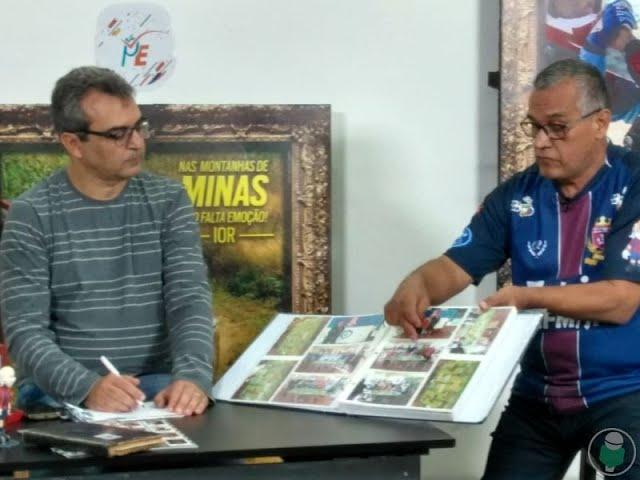 Pautando Esporte - Futrica - Futebol de Mesa - Sidney Vieira