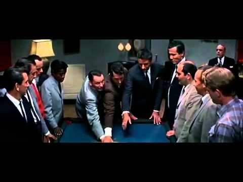 Seas are located where the land and ocean meet. Ocean S Eleven 1960 Official Trailer English Youtube