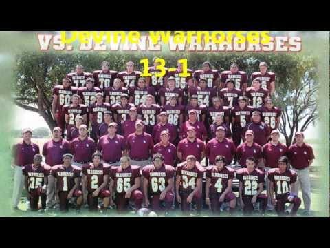 Devine Warhorses  2011-2012
