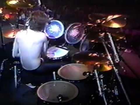 Metallica: Seek and Destroy - Drum Cam/Various Clips (04/03/1989) Sydney, NS