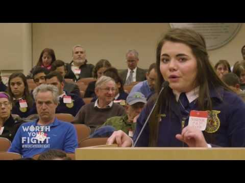 Worth Your Fight - State Water Resources Control Board Hearing Recap