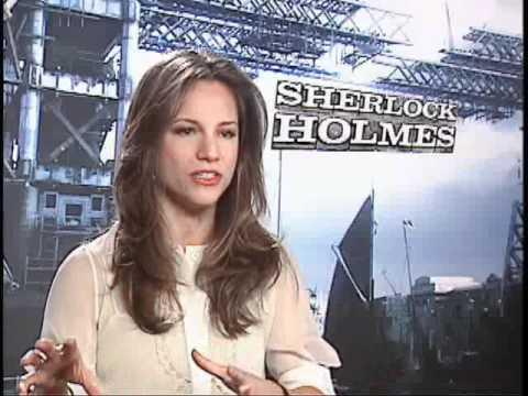 Tribute  with Susan Downey 'Sherlock Holmes'