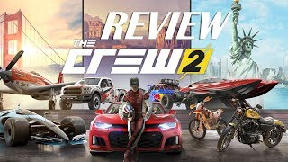 The Crew 2 Review (Video Game Video Review)