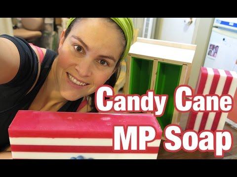 Melt & Pour Christmas Soapmaking - With Nurture Soap Supplies