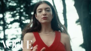 Lorde Covers Britney Spears In An Exclusive Music Video Drop | Vogue