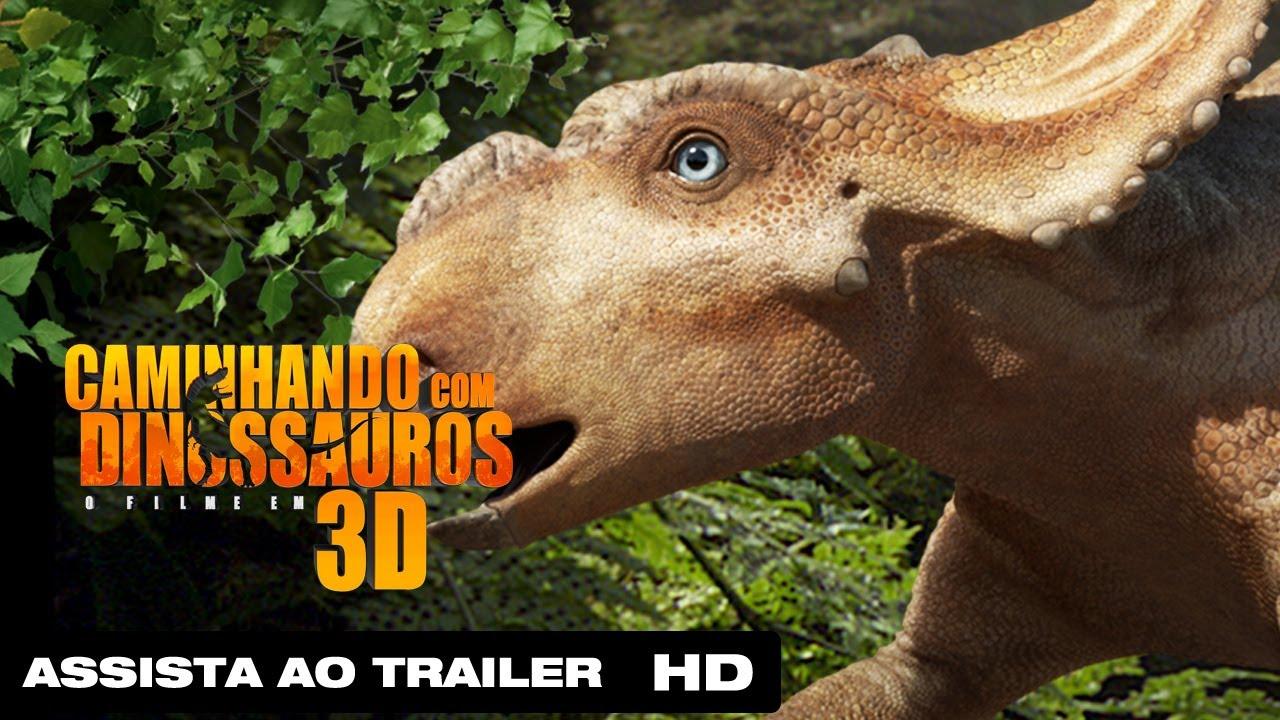 Caminhando Com Dinossauros 3d Trailer Legendado Hd 2014 Youtube