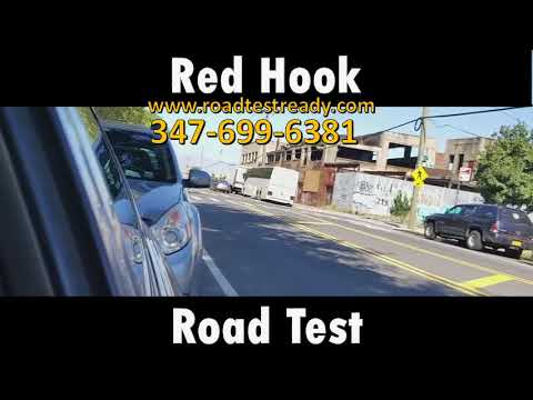 How To Pass Your Road Test Nyc Red Hook Part 1 Youtube