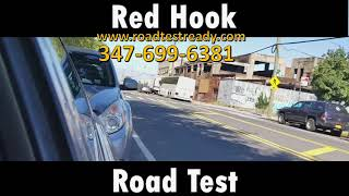 How To Pass Your Road Test - NYC - Red Hook - Part 1