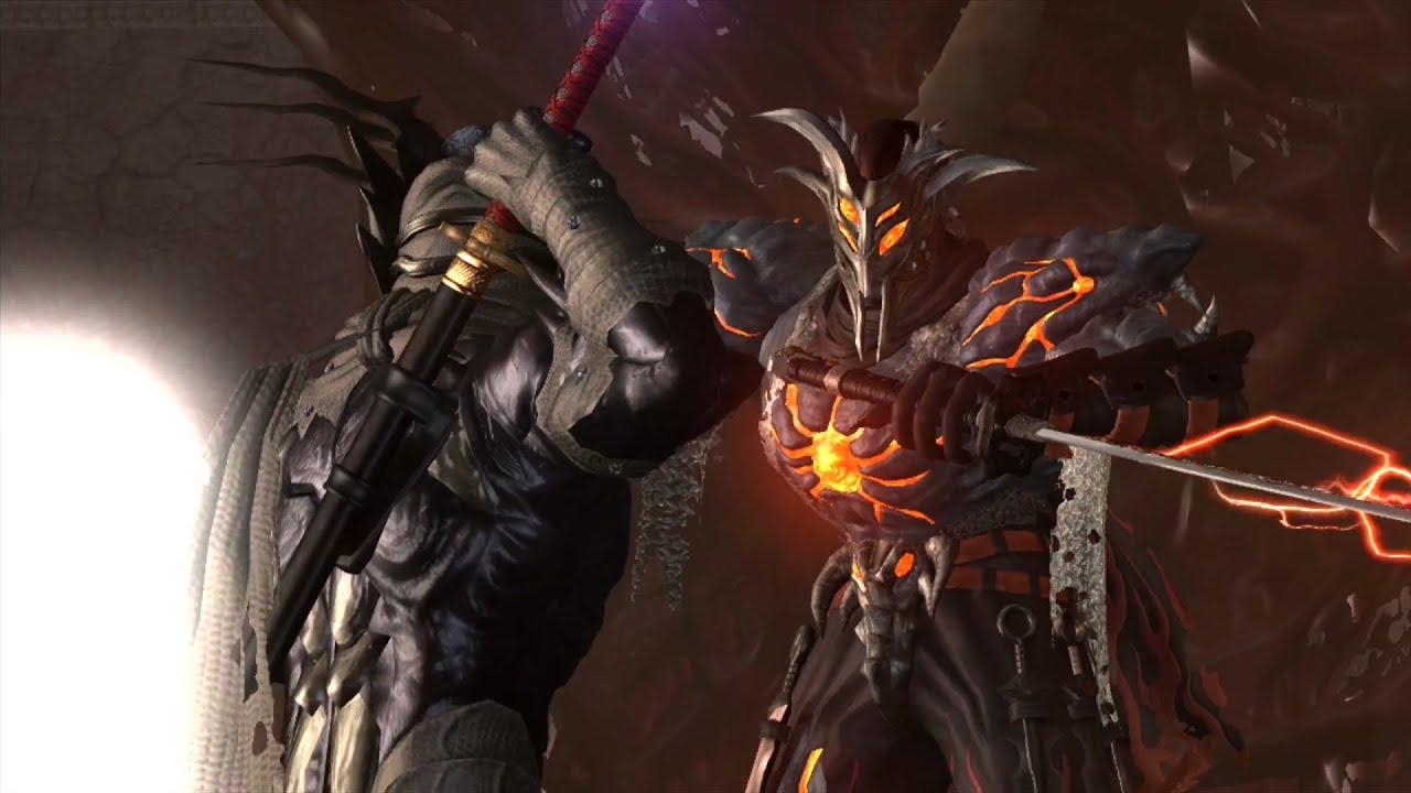 Ninja Gaiden 2 Master Ninja Chapter 14 Boss