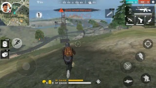 Streaming Free Fire