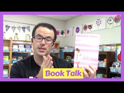 Blended by Sharon M. Draper | Book Talk