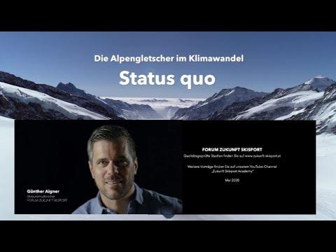 Gastbeitrag #007: Die Alpengletscher im Klimawandel: Status quo