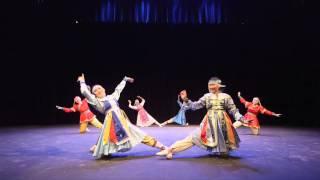 Myangad Bujig- Mongolian Traditional Dance