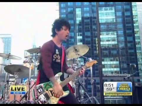 Green Day - Basket Case [Live]