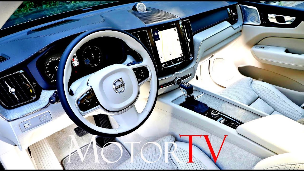 Suv 2018 Volvo Xc60 D4 Awd L Interior
