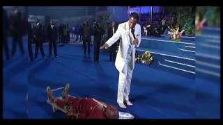 Demonstration OF MIRACLE POWER to a Cripple man  PASTOR CHRIS   YouTube
