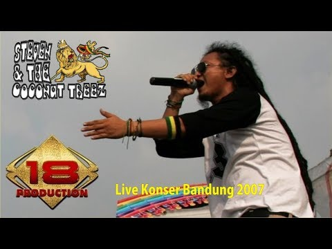 Steven & Coconut Treez - Welcome To My Paradise (Live Konser Soundrenaline Bandung 2007)