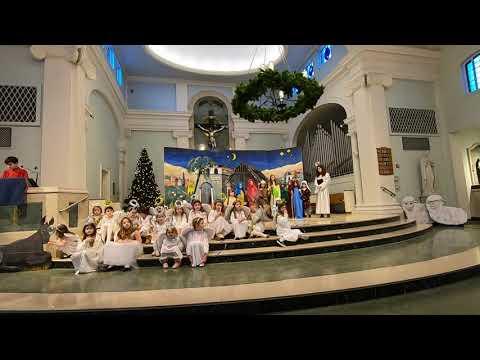 2019 St. Catherine of Siena Christmas Show