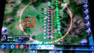 Supreme Commander gameplay