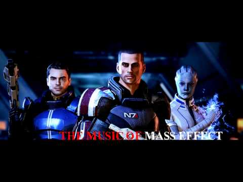 Mass Effect 3 OST - Character Creation Extended