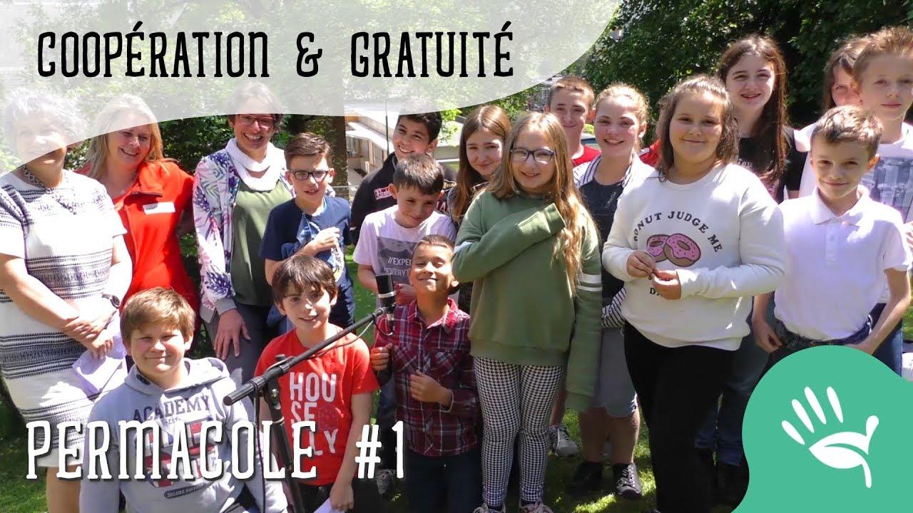 Permacole#1 : Coopération et gratuité