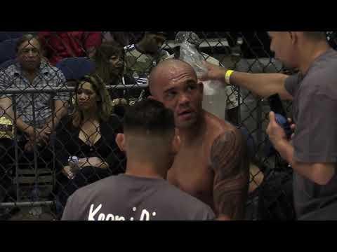 Titus Strickland vs Keoni Diggs : MMA Hawaii