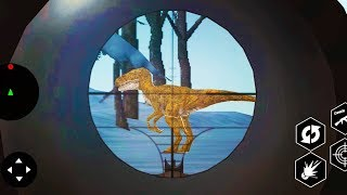 Download Video Carnivores Dino Hunter 2019 Dinosaur Hunter Free (by Modern Gamexs) Android Gameplay HD Trailer MP3 3GP MP4