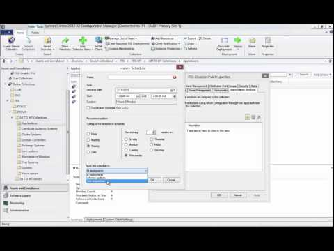 SCCM Device Collections Tutorial