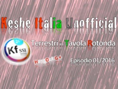 TAVOLA ROTONDA - KESHE FOUNDATION ITALIA UNOFFICIAL - Ep.13