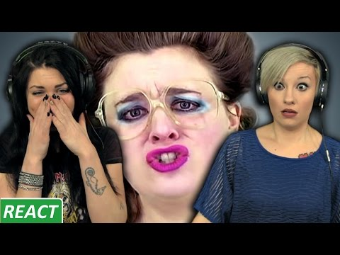 TIGHT PANTS ACTIVATE! | Girls React |...