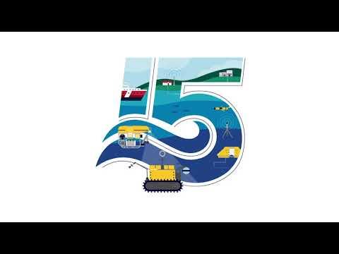 #ONC15 - 15 Years of Ocean Intelligence