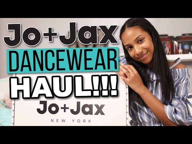 Jo+Jax Dancewear Clothing Haul! | Morgan Jean