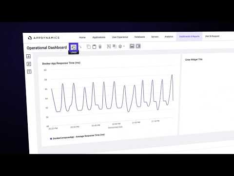 Dash Studio: The Future Of Dashboarding From AppDynamics