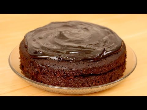 Chocolate Cake In Steamer | Kitchen Time With Neha