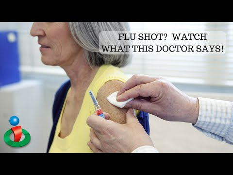 This Doctor's Advice About Flu Shots Will Surprise You!