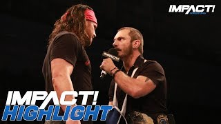 Austin Aries Spits VENOM at Johnny IMPACT on the Mic | IMPACT! Highlights Oct 4, 2018