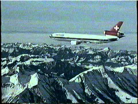 Swissair Fleet 1994