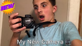 My new camera (Kodak easy shar…