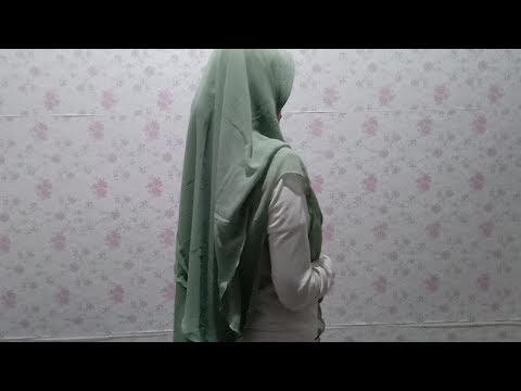 Model Jilbab Syari Terbaru 2019 Bahan Ceruty