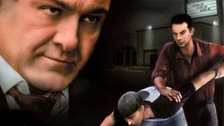 Cgrundertow The Sopranos: Road To Respect For Playstation 2 Video Game Review