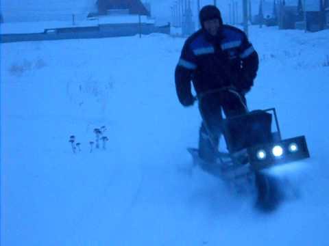 Снегоходы. Снегоход Буран, снегоход Тайга от компании Б