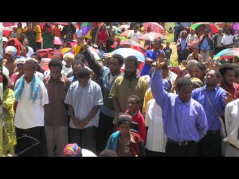 PNG Gospel Song / Kewapi