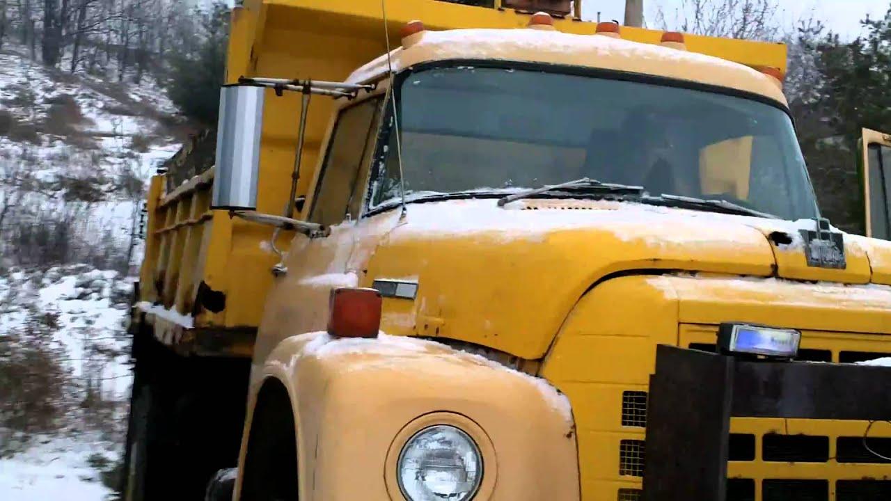1978 Ford Truck >> International Loadstar 1850 - YouTube