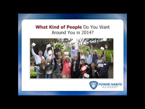 Noah St  John presents Power Habits Academy, The Power Habits That Make Success Automatic