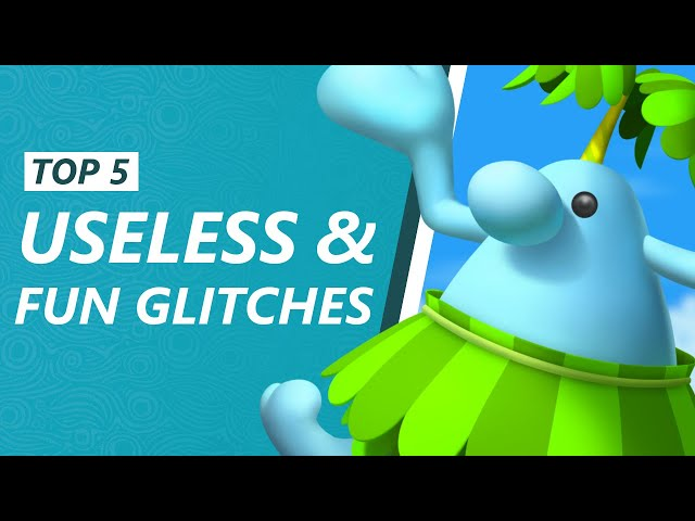 Top 5 Fun Glitches In Mario Sunshine (And How To Do Them)