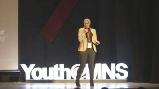 Live By Dreaming | Omneya Makhlouf | TEDxYouth@MNS