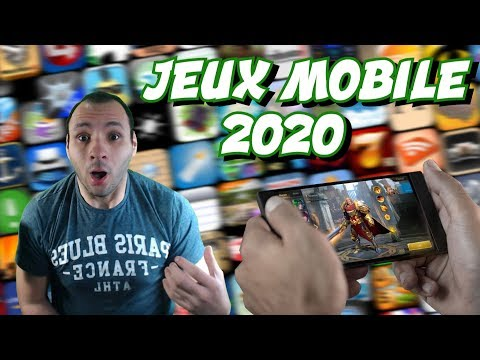TOP JEUX MOBILE 2020 A VENIR