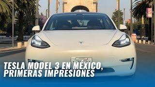 Tesla Model 3 Performance en México, ya lo manejamos