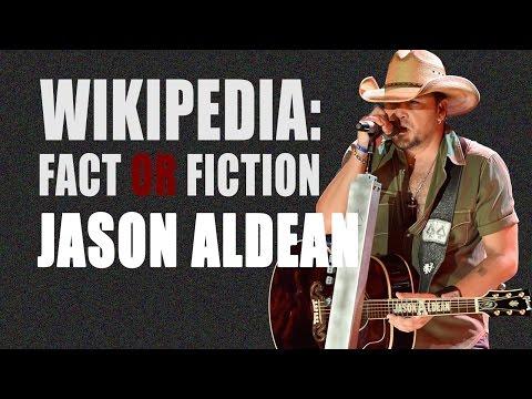 Jason Aldean - Wikipedia: Fact or Fiction?