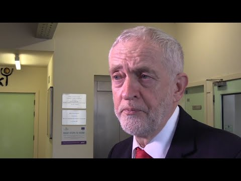 UK parliament should have been consulted on Syria strikes, says Jeremy Corbyn